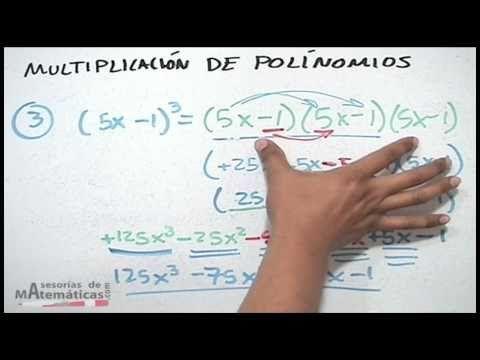 129 best Polinomios images on Pinterest   Polinomios, Conocimiento y ...