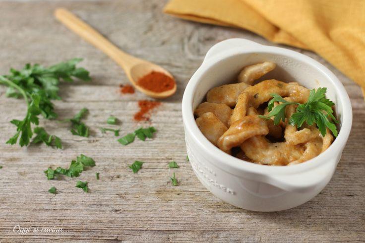 Straccetti+di+pollo+alla+paprika