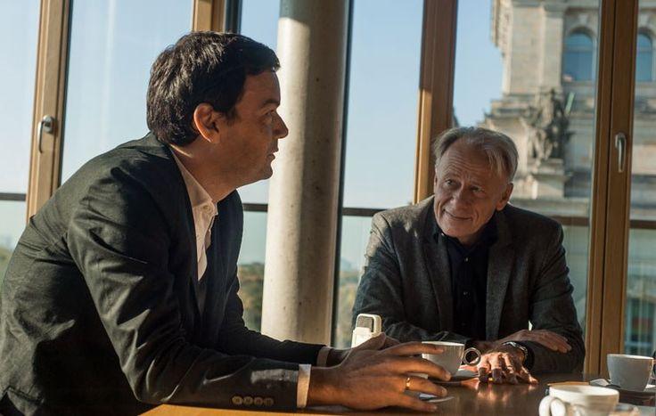 Thomas Piketty und Jürgen Trittin über Wege zu mehr Gerechtigkeit, die Macht des Geldes und die Zwänge des Kapitalismus