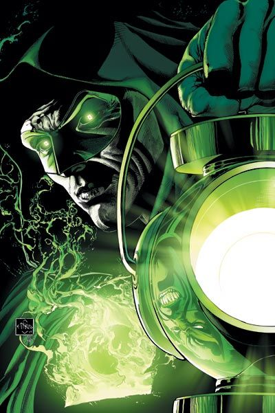 GREEN LANTERN: REBIRTH #1 Written by Geoff Johns Art and cover by Ethan Van Sciver