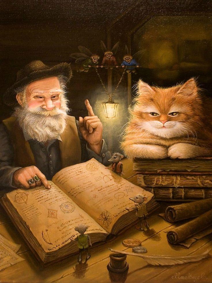 такого старик читает сказки картинка увлекающиеся багологией