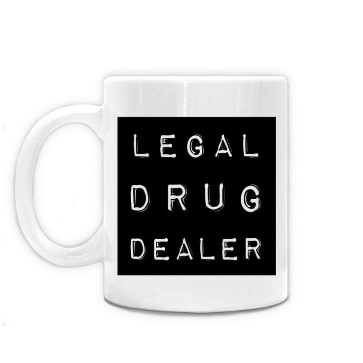 Legal Drug Dealer Medyczne Pociski