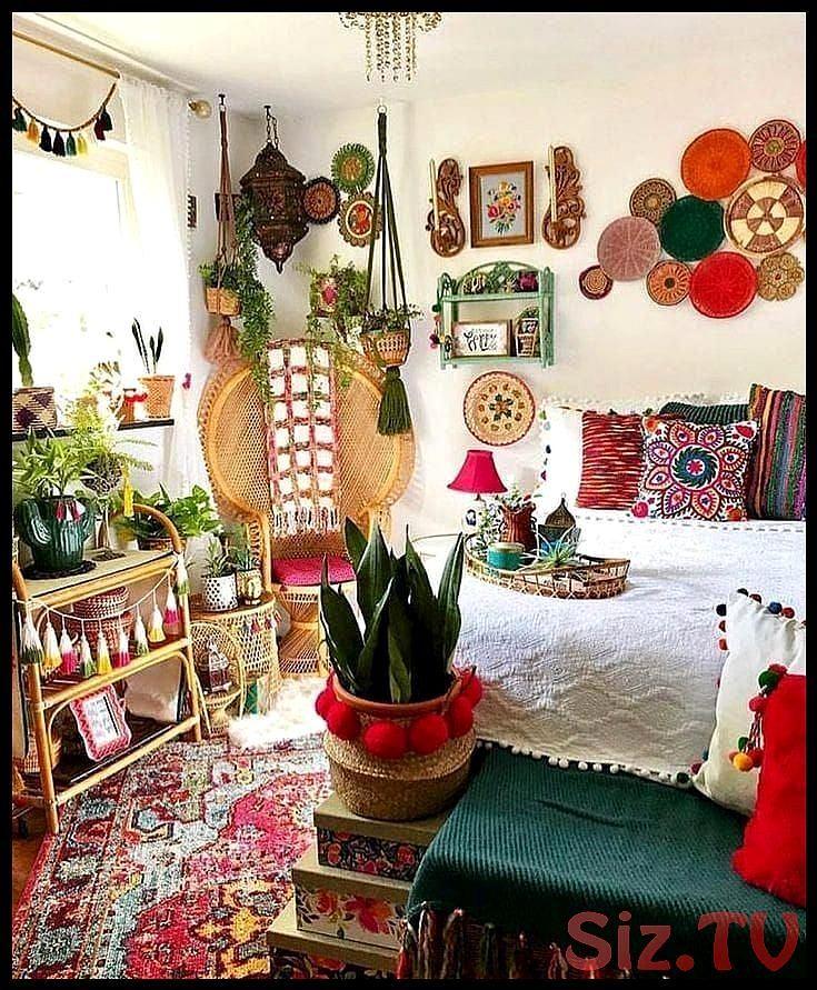 What S Hot On Pinterest 7 Bohemian Interior Design Ideas What S Hot On Pinterest 7 Bohemian Interior Bogemnyj Dizajn Interera Idei Dlya Ukrasheniya Boho Dekor