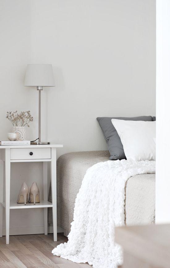 Sweet + simple Bedroom styling
