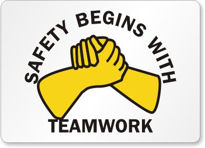 Teamwork Safety Slogans                                                                                                                                                      More