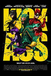 Kick Ass, By far the best cult movie ever !!!