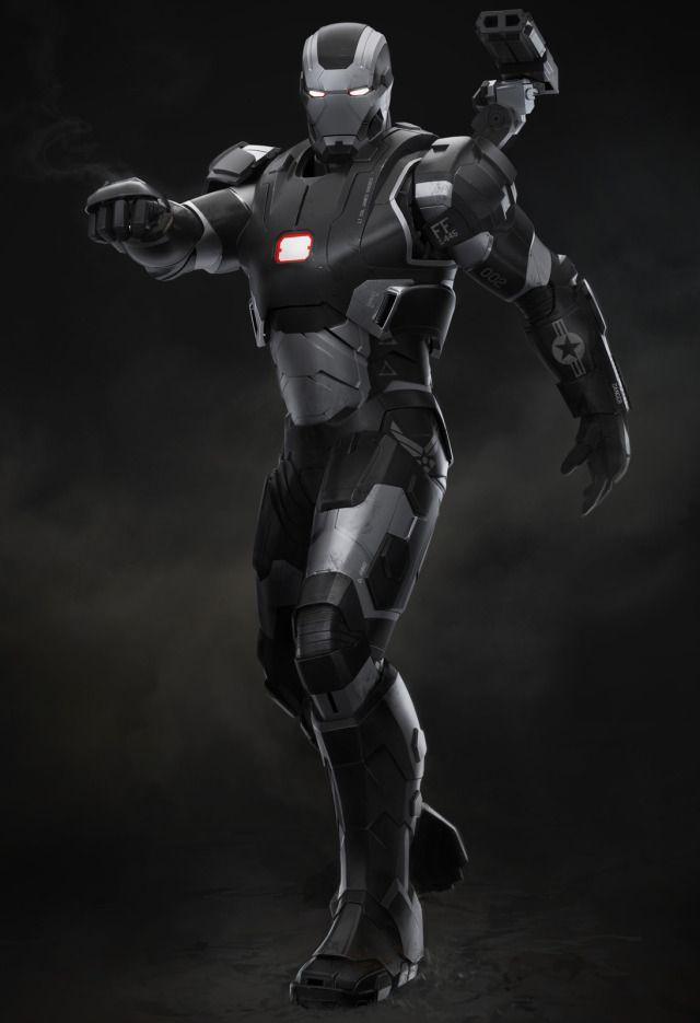 #Iron #Man #Fan #Art. (Irons Man 3, Concept Art, Wars Machine) By: Ryan Meinerding. (THE * 5 * STAR * AWARD * OF * ÅWESOMENESS!!!™)