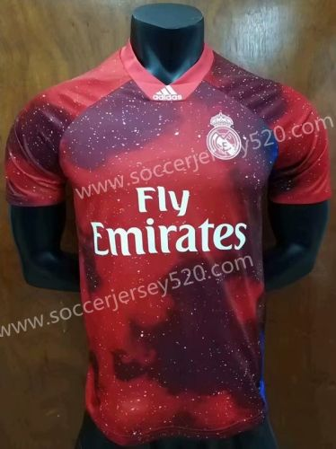 d24c3b1067b 2018-19 Real Madrid Special Edition Red Thailand Soccer Jersey AAA-407