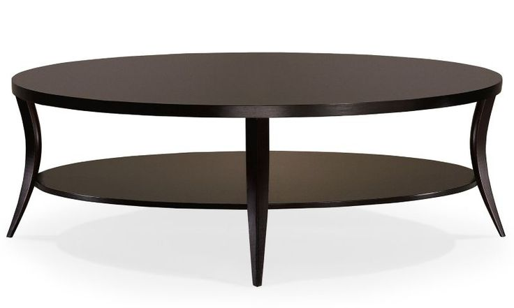Arque Oval Coffee Table