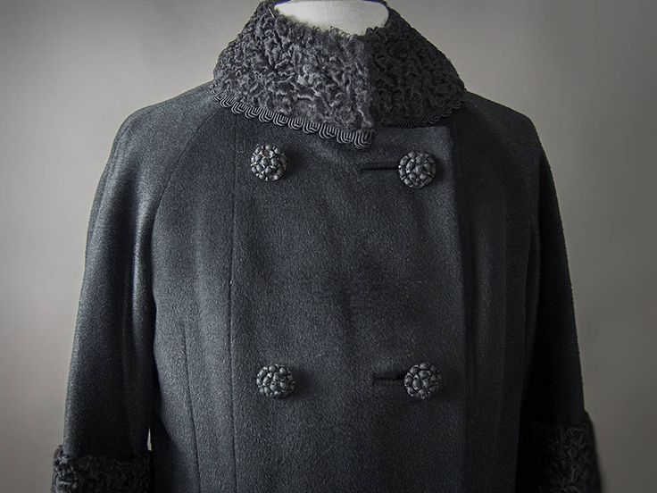 Excited to share the latest addition to my #etsy shop: Vintage 1930's BLIN et BLIN French Wool Coat Ladies, Vintage 1930's Exquisite Wool Coat Made in England, Vintage 1930's Art Nouveau Coat http://etsy.me/2DJZNZY #clothing #women #jacket #sartorialist #blinetblincoat
