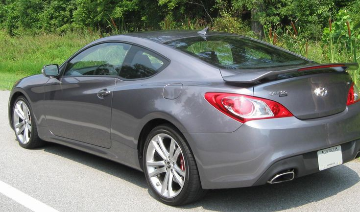 Genesis Coupe Hyundai models - http://autotras.com