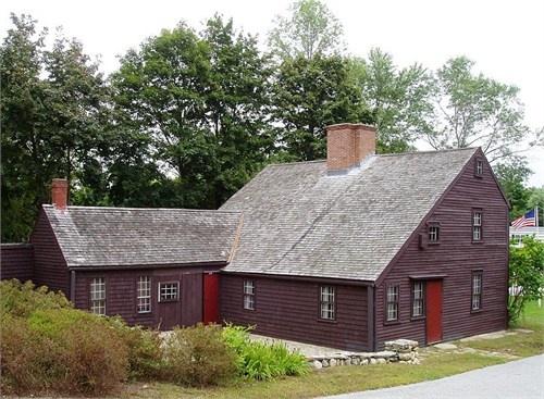 Macy-Colby House,Amesbury,Massachusetts