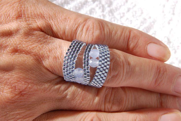 anello con delica