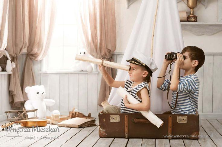 Przełamać nudę czyli ciekawe pomysły na urządzenie pokoju dziecka.