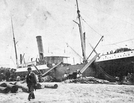 Hajóregiszter - Hajóadatlap: SZENT LÁSZLÓ hajó