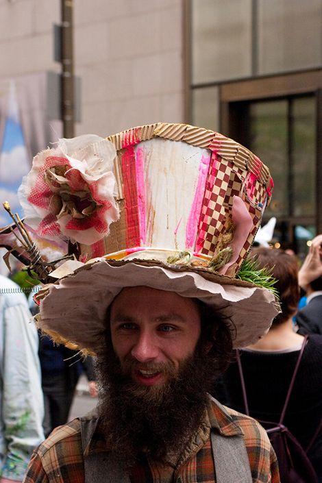 Like the top hat idea