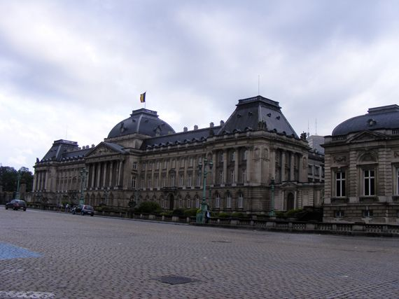 blogdetravel: Jurnal de călătorie, Belgia 2009 - Palatul Regal d...