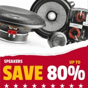 Speakers Car Stereo Bluetooth CD DVD January Sale Car Audio Centre