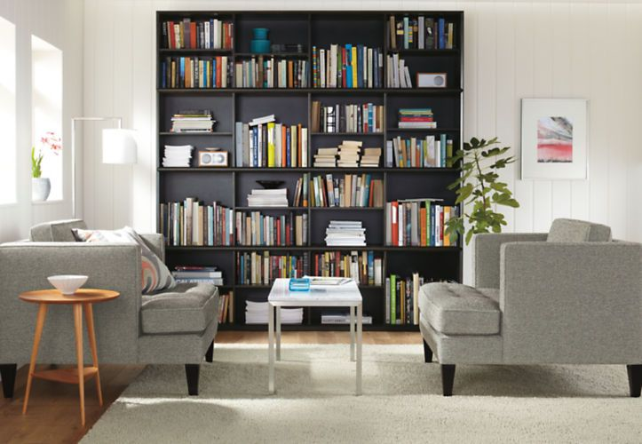 Rollins Modern Stacking Cubes - Modern Bookcases & Shelves - Modern Kids…