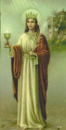 St. Barbara - Saints & Angels - Catholic Online