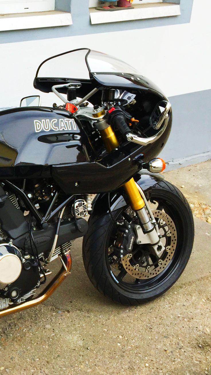 Update 2016 Ducati Sport Classic 1000 Monoposto