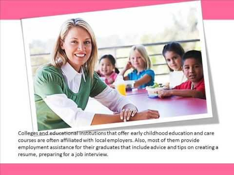 Things You Should Know About Studying Early Childhood Education - YouTube
