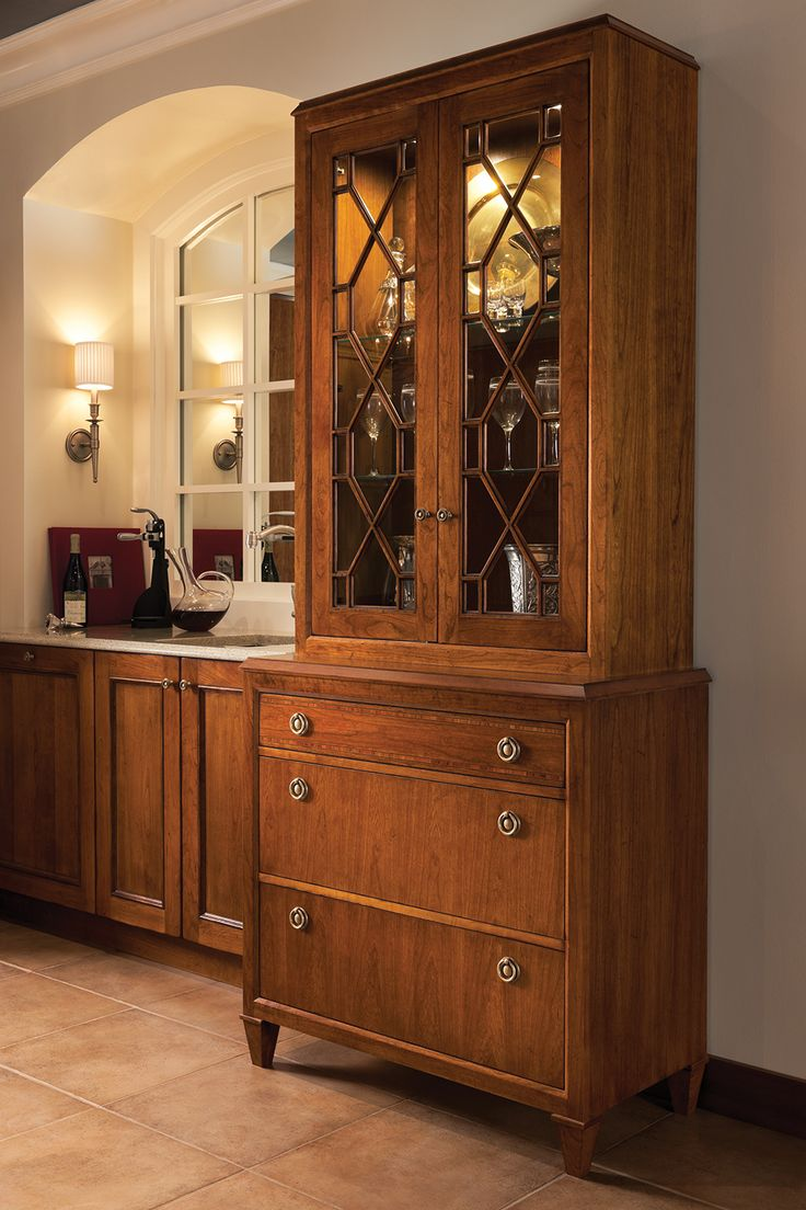 Georgian Mullion Inserts, As Shown In The Southern Reserve Wine Room By # Woodmode
