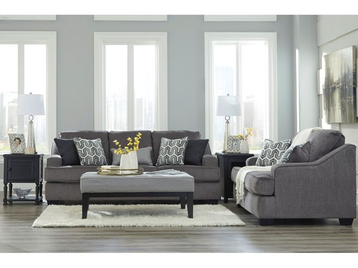 Gilmer Stationary Living Room Group by Signature Design by Ashley at Olinde's Furniture