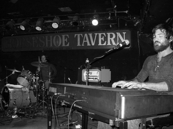Avett Brothers at the Horseshoe Tavern 2009