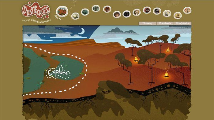 Dust Echoes - History (6,7,8,9) Wonderful resources for integrating history, literacy, cultural capability and personal and social capability curriculum.