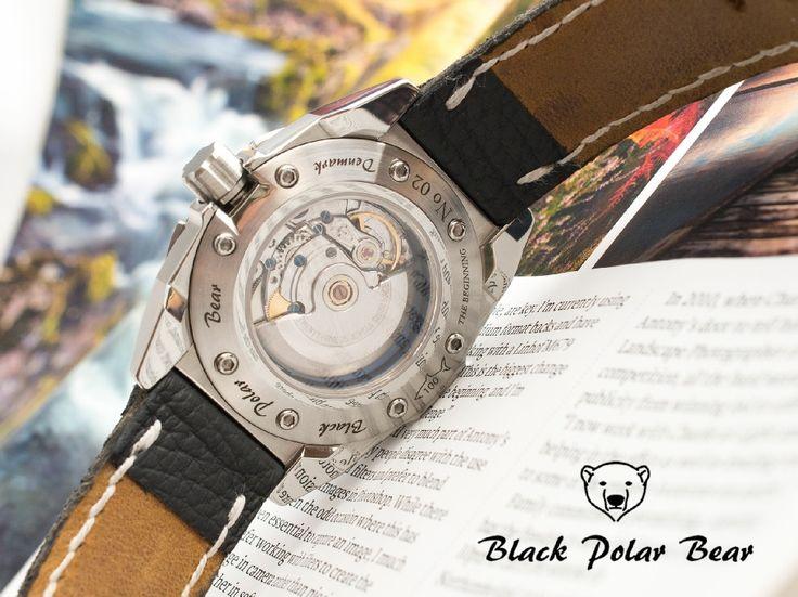 Black Polar Bear