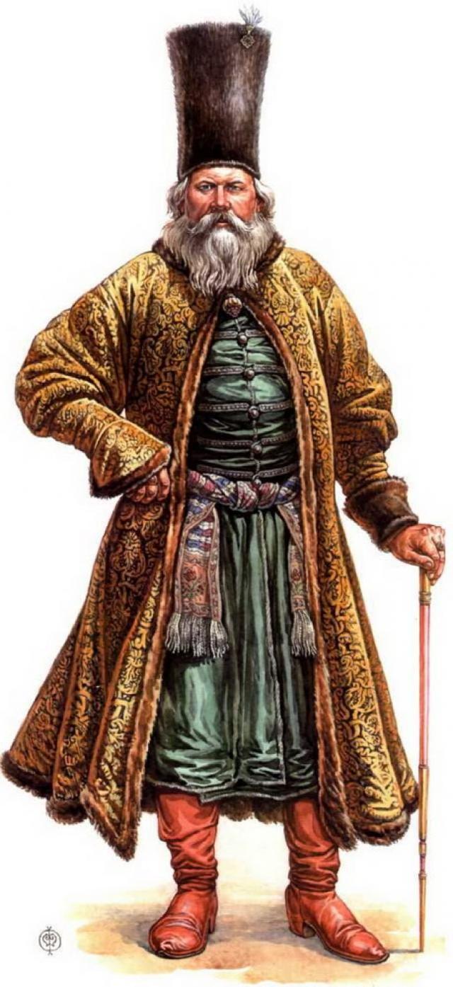 Московия и ее соседи в XVI-XVII столетиях - Сообщество Империал - Страница 8,5