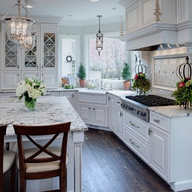 Large Kitchen Design Design Ideas, Pictures, Remodel and Decor