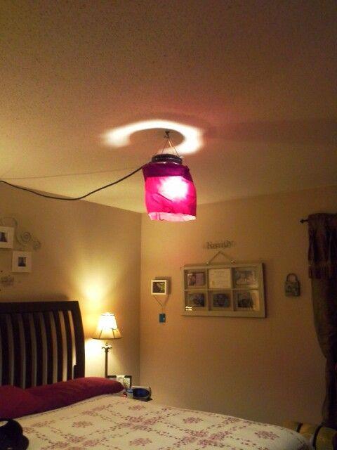 Home Made Lamps 25+ ide top homemade lamp shades terbaik di pinterest | lampu