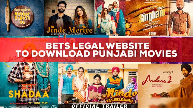how to download latest punjabi movies free