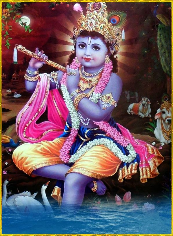☀ GOPAL KRISHNA ॐ ☀ http://careforcows.org/ Hare Krishna Hare Krishna Krishna…