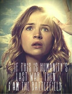 Cassie Sullivan from The 5th Wave