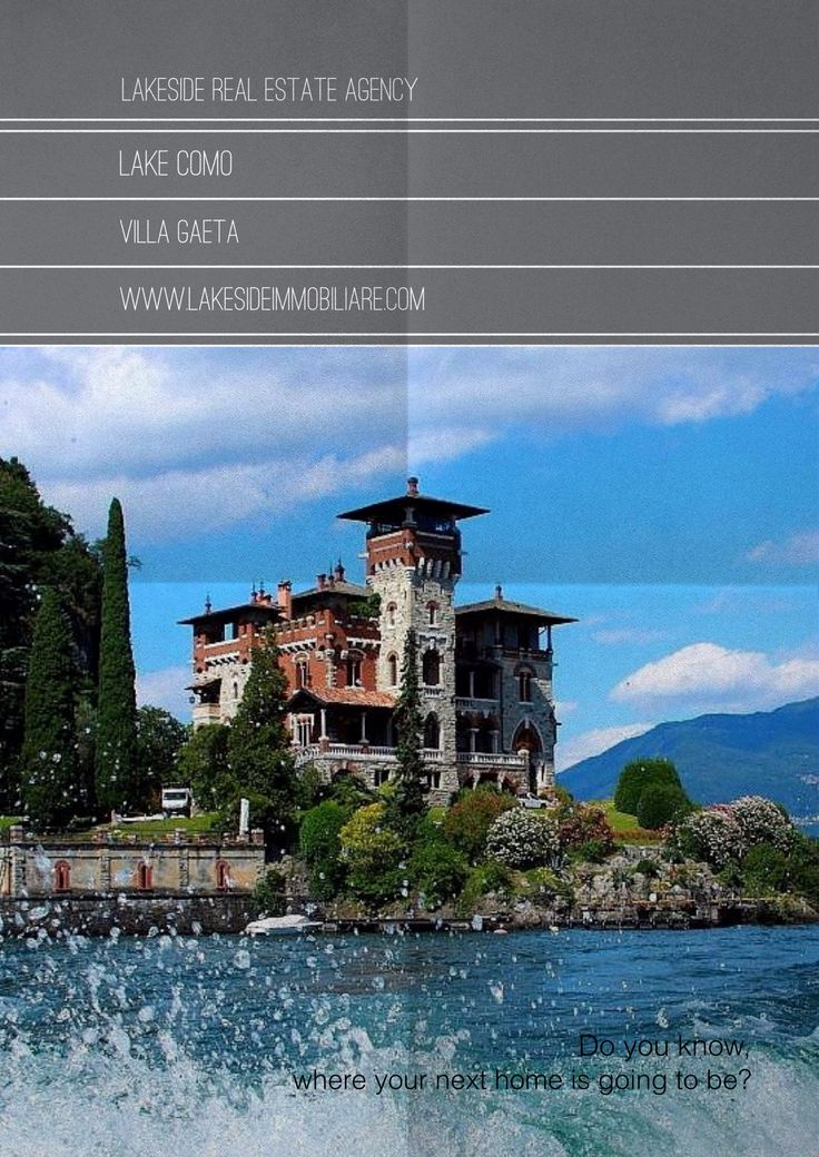 lake como mansion casino royale