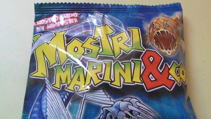 Mostri Marini & Co. - DeAgostini - Opening Blind bag