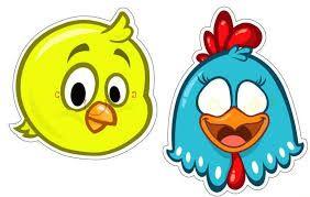 Resultados de la Búsqueda de imágenes de Google de http://pintandoecolorindo.com.br/wp-content/uploads/2013/08/mascara-da-galinha-pintadinha...