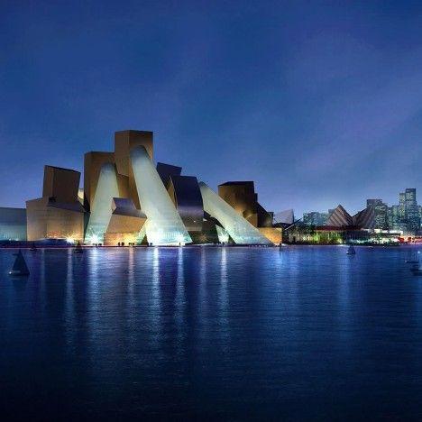 Construction of Gehry's Guggenheim Abu Dhabi yet to start