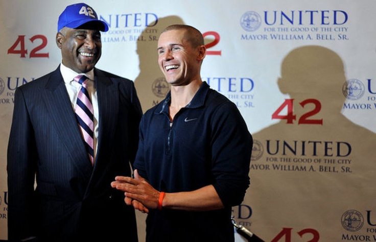 Jackie Robinson movie 42 gets rave reviews from Birmingham audience at advance screening #photos
