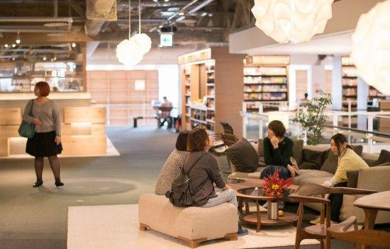 北海道生態.建築見學》函館蔦屋書店,人與文化的生活場所 @ 見學館 :: housearch.net