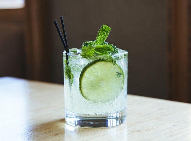 Recipe: Stella's Mastiha Cocktails (recipe c/o Stella's Richmond)