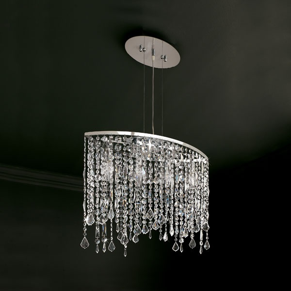 35 best Lighting images on Pinterest   Crystal chandeliers, Home ...