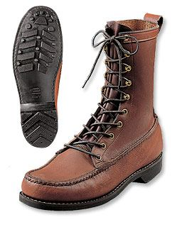 43 Best Images About Moc Toe Boots On Pinterest Maine