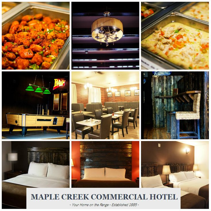 One Of Saskatchewan S Oldest Hotels The Maple Creek Commercial Hotel Revives Old West Cypress Hillfamily