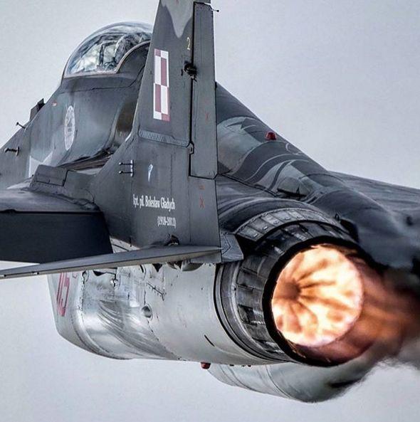 Polish Air Force MiG-29G                                                                                                                                                                                 More