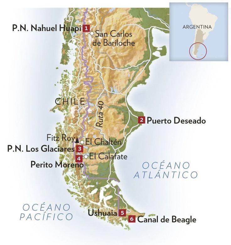 The Best Mapa Bariloche Ideas On Pinterest Argentina Mapa - Argentina map bariloche