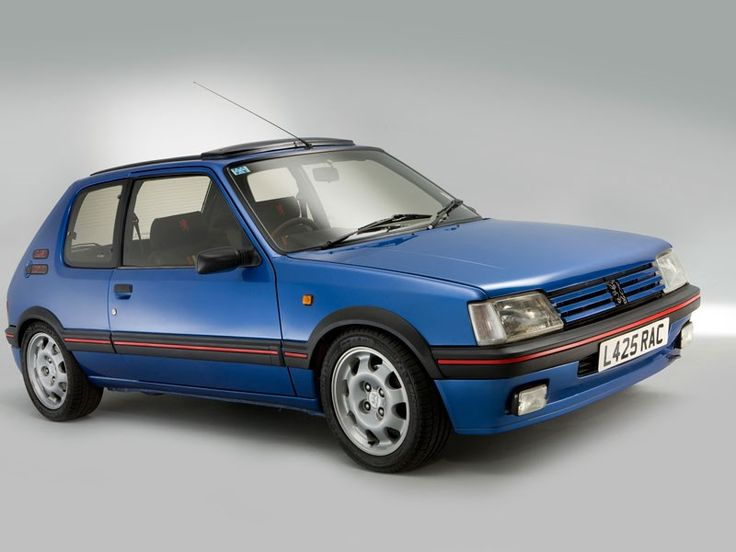 Clash of the Classics: the Volkswagen Golf GTI vs the Peugeot 205 GTI | Classic Cars For Sale UK